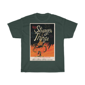 Stranger Things (War of the worlds 1953 mash up)