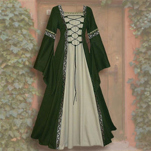 Medieval Dress Cosplay Costume for Women