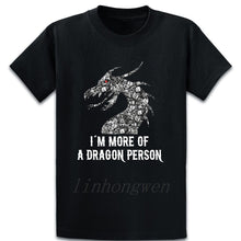 Load image into Gallery viewer, Dungeons Dice More Of Dragon Person Rpg T Shirt