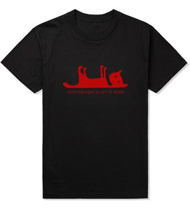 Schrodingers Cat is Dead T shirt