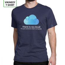 Load image into Gallery viewer, Men's There Is No Cloud  Cotton T Shirt