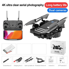 Load image into Gallery viewer, LSRC 2020 new RC drone 4K with camera HD 1080P mini foldable dron FPV Wifi quadrotor drones