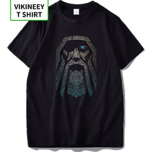 Load image into Gallery viewer, Odin T shirt Vikings God Nordic Mythology T Shirt