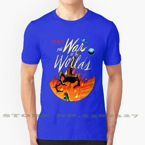 War Of The Worlds T Shirt!