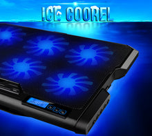 Load image into Gallery viewer, COOLCOLD Gaming Laptop Cooler Notebook Cooling Pad