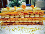 Load image into Gallery viewer, Pistachio Millefeuille - Yasmin Bakery & Cartering