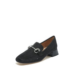 Load image into Gallery viewer, CLASSY EMBELLISHED HORSEBIT LOAFERS