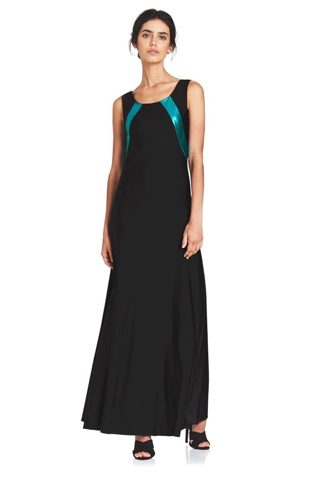 DARK MERMAID MAXI  Dresses - Majestee Clothing