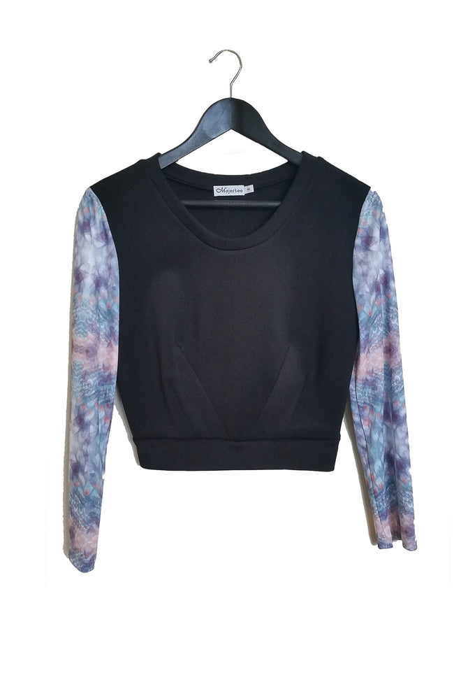 NOCTIS JUMPER  Tops - Majestee Clothing