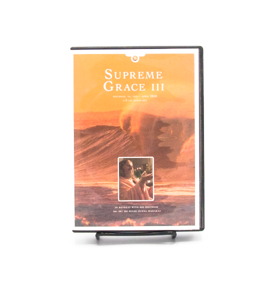 Supreme Grace III CD