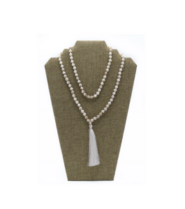 Mother of Pearl Blessed Mala