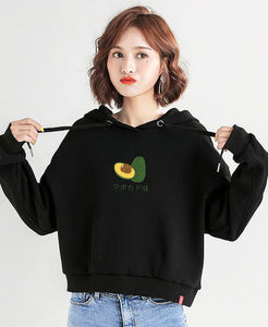 Adorable Graphic Hoodie - TstudioCo