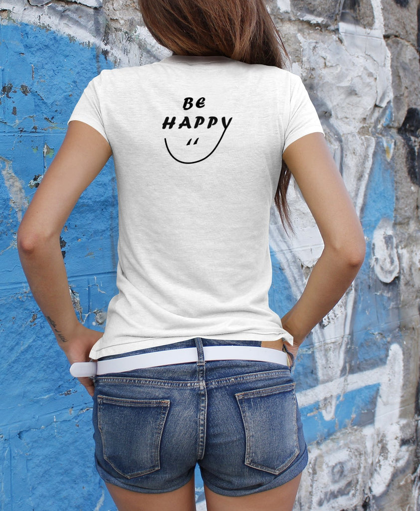 Be Happy T-Shirt - TstudioCo