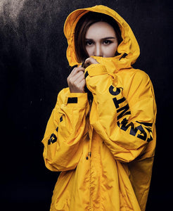 Insta Series - Hooded Jacket Set - TstudioCo