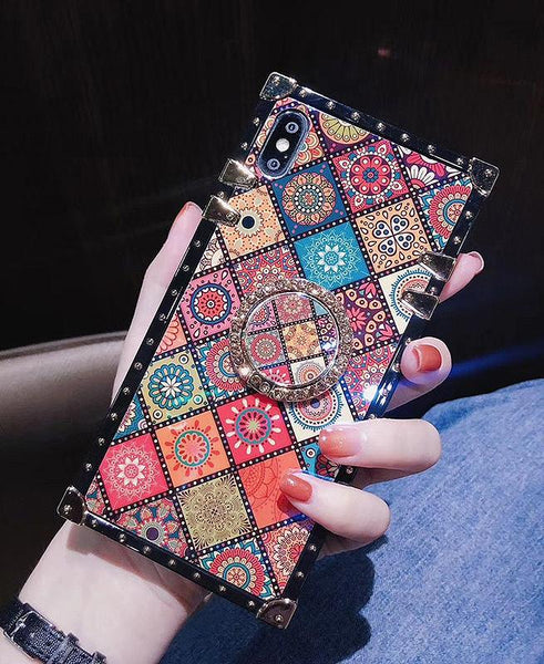 Tribal Patterned Phone Case - TstudioCo