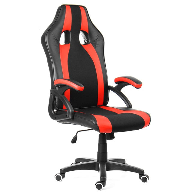 Office Chairs Adjustable Reclining Gaming Chair Swivel High Back Executive Desk Computer Chair Armchairs Furniture