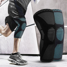Load image into Gallery viewer, SKDK Elastic Knee Pad Sports Fitness Kneepad Gym Gear Patella Running Basketball Volleyball Tennis Knee Brace Support 1PC