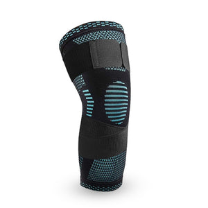 SKDK Elastic Knee Pad Sports Fitness Kneepad Gym Gear Patella Running Basketball Volleyball Tennis Knee Brace Support 1PC