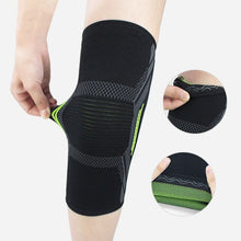 Load image into Gallery viewer, Knee Protector Sports Knee Pads Breathable Volleyball Running Fitness Hiking Cycling Knee Brace Support Pressurized Knee Support