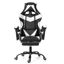 Load image into Gallery viewer, Office Gaming Chair PVC Household Armchair Lift and Swivel Function Ergonomic Office Computer Chair Wcg Gamer Chairs
