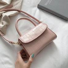 Load image into Gallery viewer, Pattern Crossbody Bags For Women 2019 Small Chain Handbag Small Bag PU Leather Hand Bag Ladies Designer Evening Bags