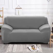 Load image into Gallery viewer, Stretch Sofa Protector Sofa Covers Solid Color Sofa Slipcover Cover Elastic Sofa Slipcover All-inclusive For Dining Room