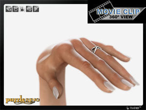 Puzzle Rings Hand Movie