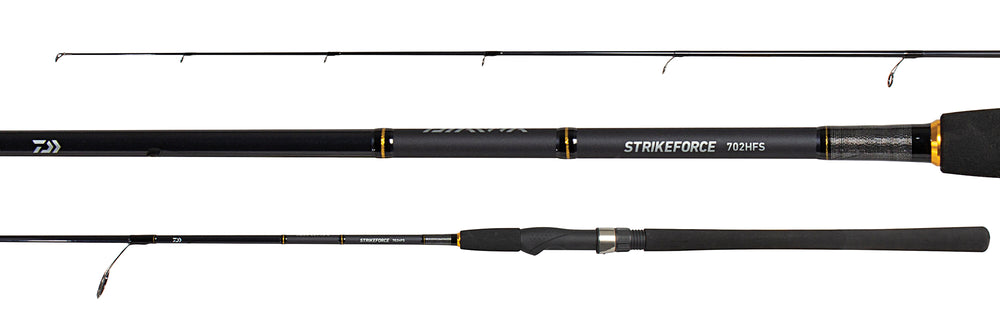 Strikeforce SF Spin Rods