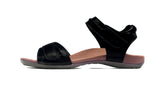 Caroline Orthotic Sandals - Black
