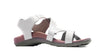 Eliza Orthotic Sandals - White