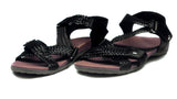Eliza Orthotic Sandals - Black