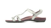 Cottesloe Orthotic Sandals - White