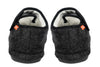 Archline Orthotic Slippers Plus – Charcoal Marl