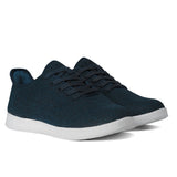 Axign River Lightweight Casual Orthotic Shoe - Navy