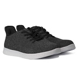 Axign River Lightweight Casual Orthotic Shoe - Charcoal