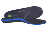 Archline Orthotic Insoles Hiking Outdoor Active – Full Length (Unisex) Plantar Fasciitis Foot Pain Relief