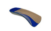 Archline Orthotic Insoles Slimline – 3/4 Length (Unisex) Plantar Fasciitis Foot Pain Relief