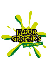 Load image into Gallery viewer, Floor Graphics