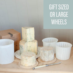 cheese molds for round cheeses