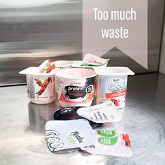 plastic free yogurt maker
