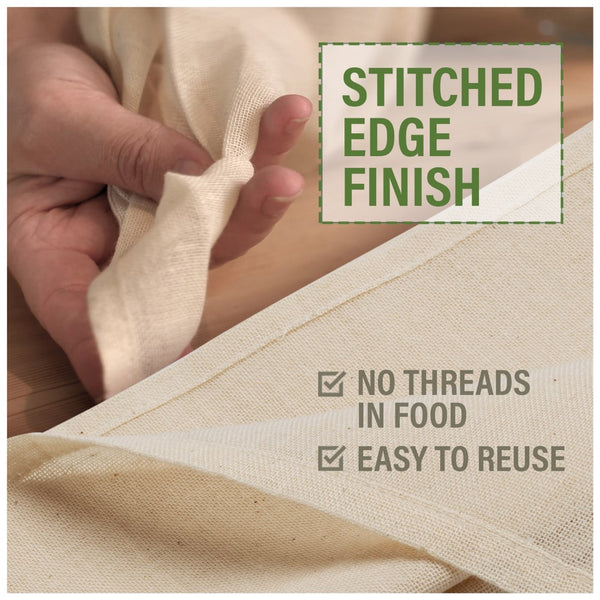 no fray kitchen cheesecloth