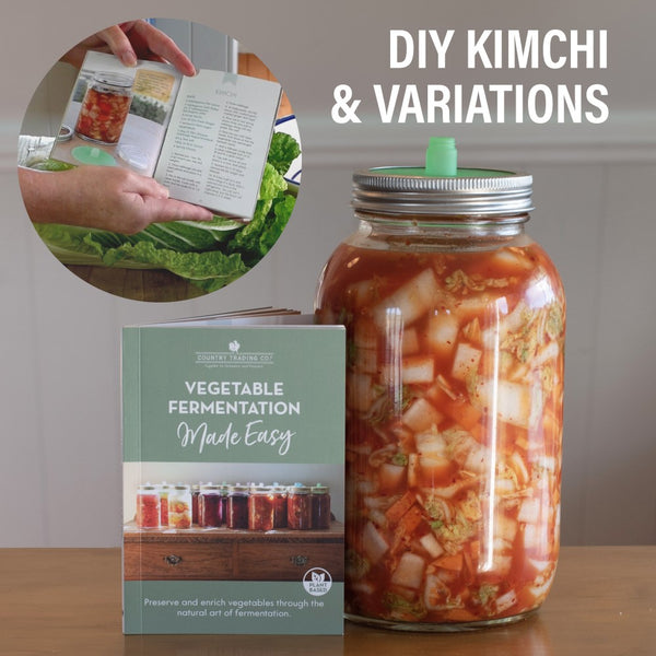 best recipe for how to make kimchi