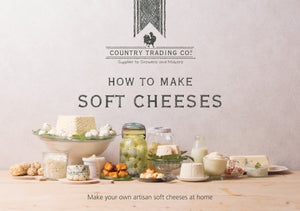 cheesemaking recipe book for beginners