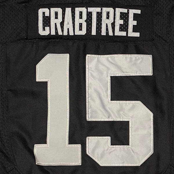 Nike NFL Michael Crabtree Oakland Raiders Jersey: L/XL – IN CASE ...