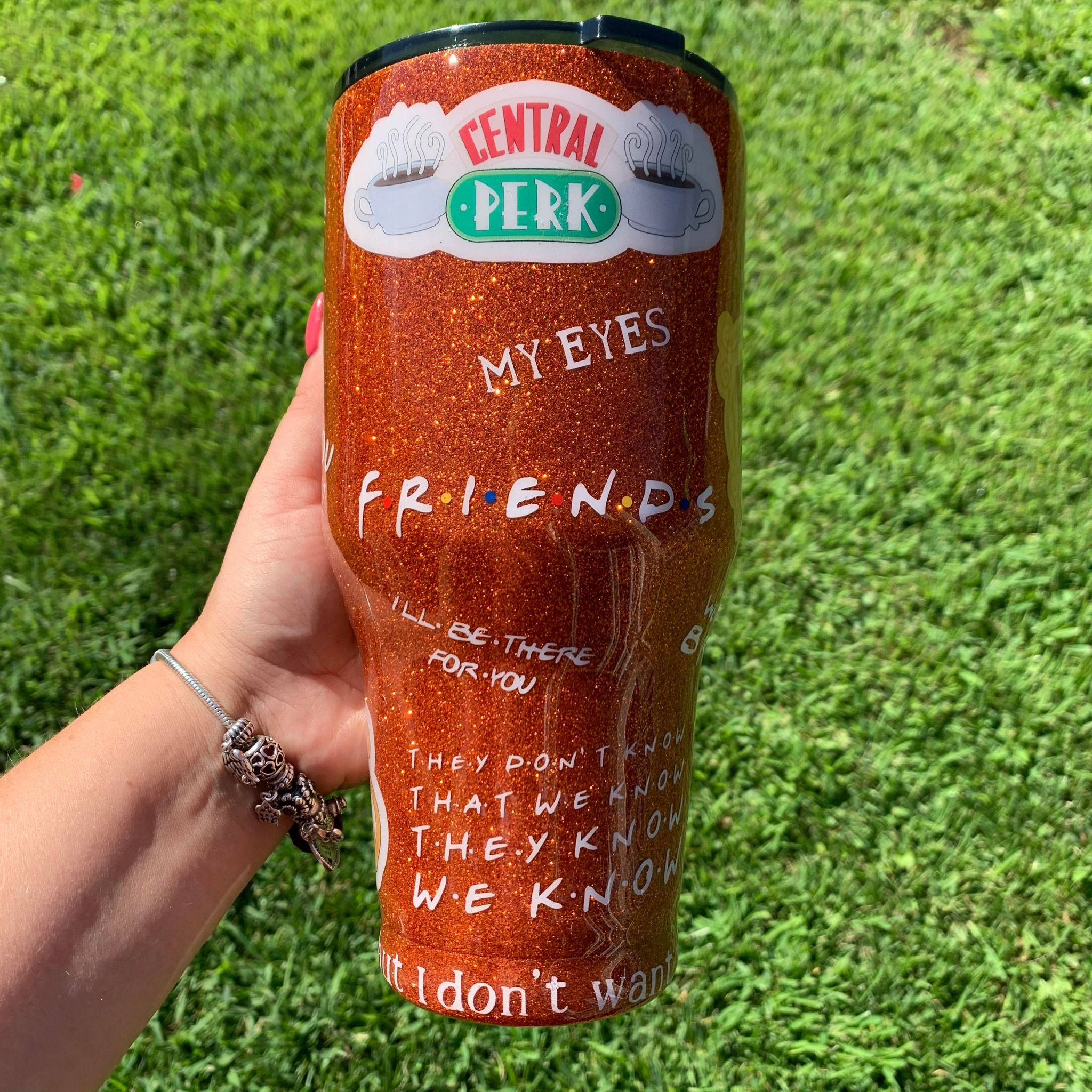 Friends Tumbler - Made to order