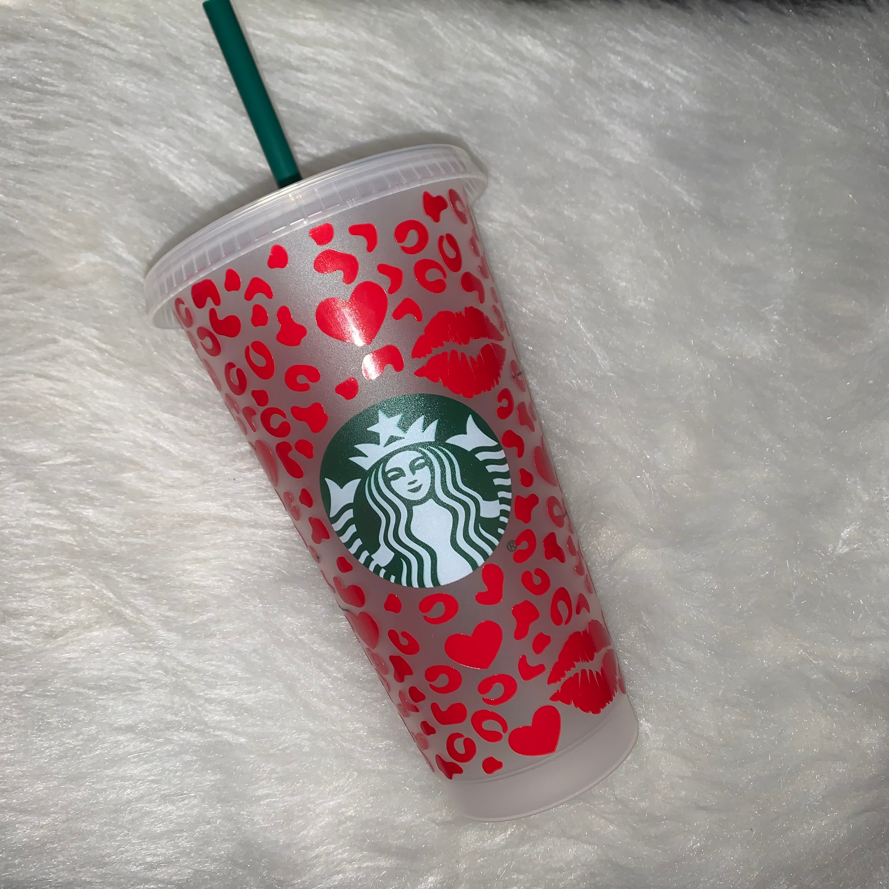 Valentine's Day Cup Cup Tumbler