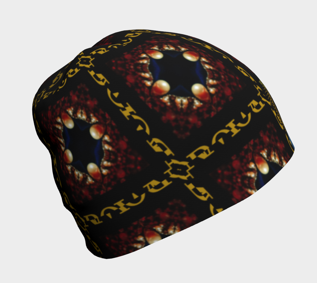 KQROWN'D APPAREL - DURAG & GRILLZ EDITION Beanie 5