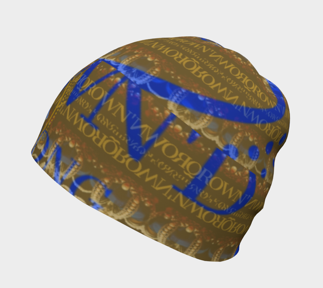 KQROWN'D APPAREL - LOWRIDER EDITION Beanie 3