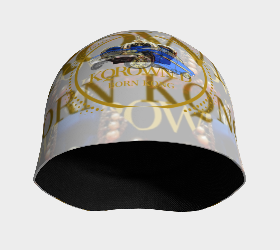 KQROWN'D APPAREL - LOWRIDER EDITION Beanie 8