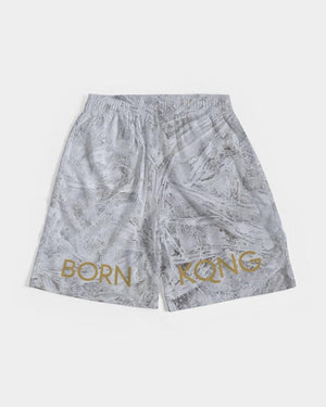 KQROWN'D Apparel - LOGO Edition Men's Jogger Shorts - KQROWN'D APPAREL
